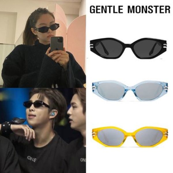 ☆Gentle Monster☆ジェニー,RM着用☆2021 Pre-Collection GHOST