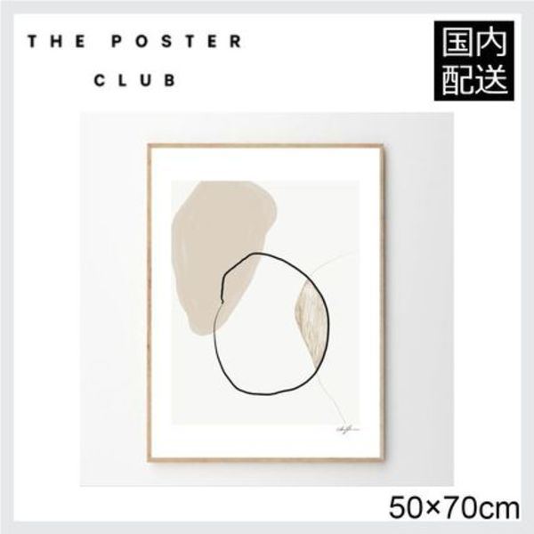 ☆THE POSTER CLUB☆PAIRS 50×70cm☆彡北欧ポスター