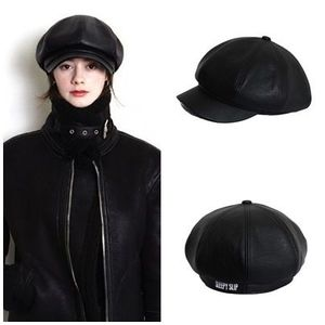 日本未入荷SLEEPY SLIPの[unisex]F/L SIGNATURE NEWSBOY CAP