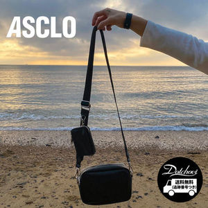 ASCLO Hobo Bag (2color) OH324 追跡付