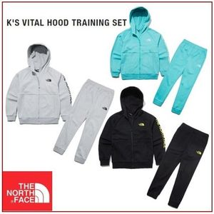 [THE NORTH FACE] K'S VITAL HOOD TRAINING SET★大人気★