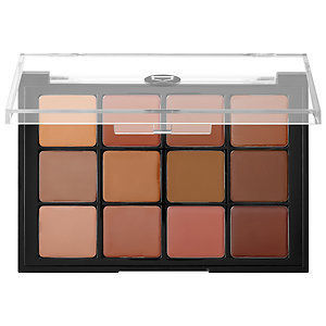 Viseart LIP PALETTE - 01 MUSE NUDE
