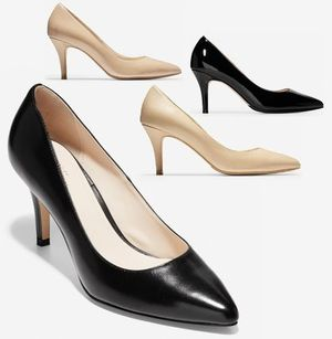 COLE HAAN Juliana Pump 75
