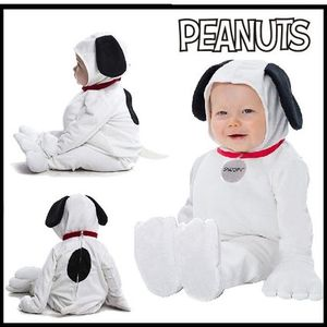 ☆大人気!ベビーも大喜び!☆【PEANUTS】Snoopy Infant Costume
