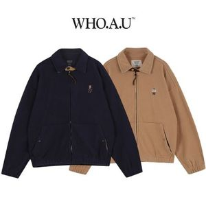 ●WHO.A.U● 20F/W Steve Fleece Jacket フリースジャケット
