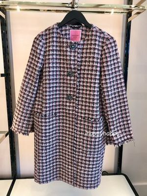 【kate spade】SALE☆enchanted tweed coat