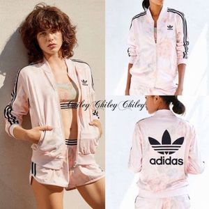 【adidas/originals】Pastel Rose Track Jacket/ジャージ