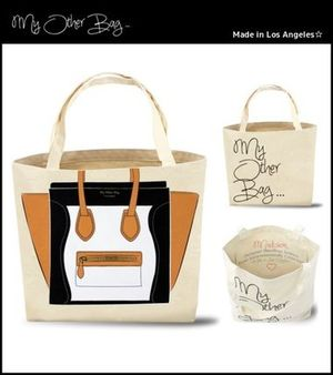 My Other Bag*MADISON/BWT
