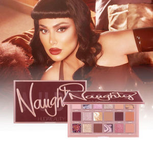 HUDA BEAUTY☆ホリデー限定☆Naughty Nude Eyeshadow Palette