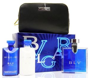 BVLGARI BLV POUR HOMMEブルガリブループールオム ギフトセット