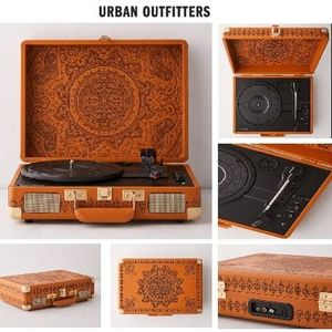 【Urban Outfittersk】 ☆UO限定商品☆ Bluetooth Record Player