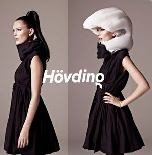 Hovding / ホーブディング『HOVDING 3』エアバック ヘルメット