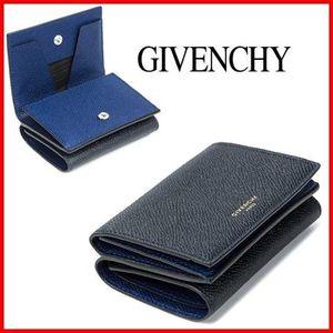 ★GIVENCHY★ Compact wallet ☆正規品・安全発送☆