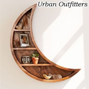 お洒落★URBAN OUTFITTERS★Crescent Moon Wall シェルフ ラック
