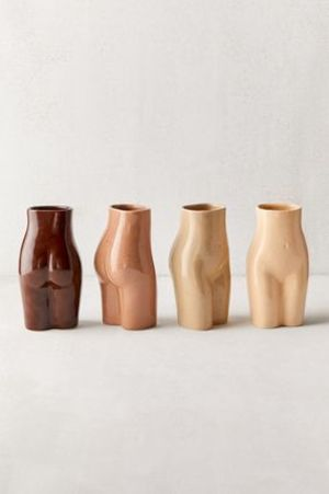 *URBAN OUTFITTERS*フィメール ボディ 花瓶 Female Form Vase