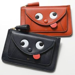 ANYA HINDMARCH フラグメントケース Envelope Zipped Card Case