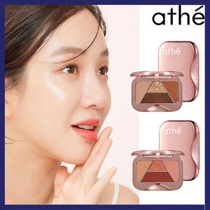 [athe] AUTHENTIC FALL IN EYES 2種★アイシャドウ★華やかな