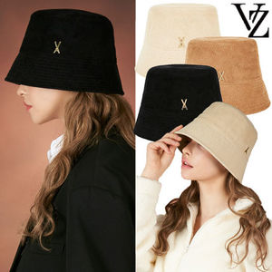 ★VARZAR★新作★送料込み★Corduroy stud drop bucket hat