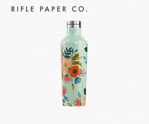≪ RIFLE PAPER CO.×CORKCICLE.  ≫ CANTEEN LIVELY FLORAL16oz