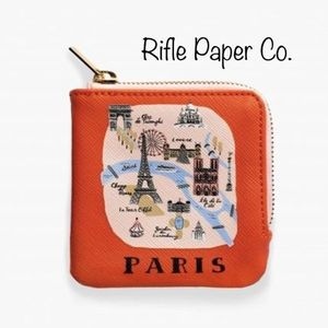 Rifle Paper Co. コインポーチ パリ柄
