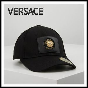 Versace Jeans Couture☆ロゴ キャップ