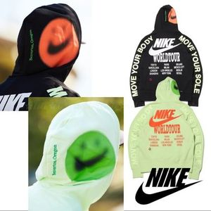 国内発【NIKE】★AS M NSW PO FT HOODIE WORLDTOUR★