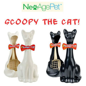 New Age Pet Scoopy the Cat  おトイレ掃除スコップホルダー