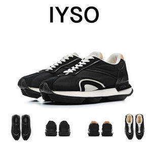 【IYSO】HALO Triple Black& HALO Black-White★日本未入荷