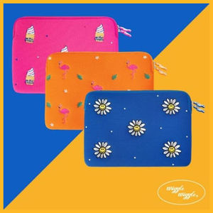 ◆WIGGLE WIGGLE◆ LAPTOP SLEEVE (3色) 13・15インチ PCポーチ