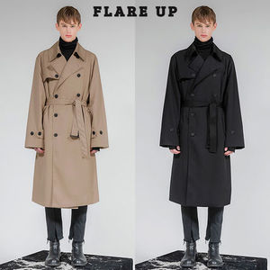★FLARE UP★送料込み★正規品★韓国★大人気★over trench coat