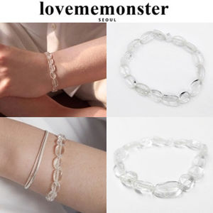 ★人氣★LOVE ME MONSTER★Pure Quartz Bracelet
