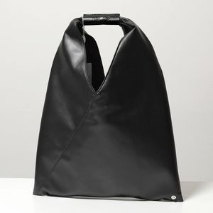 MM6|Faux Leather Japanese Tote Bag S54WD0043 P4002