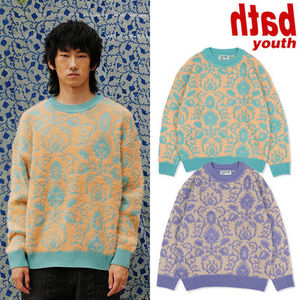 ★YOUTHBATH★新作★送料込み★ニット PAISLEY SOFT KNITE WEAR