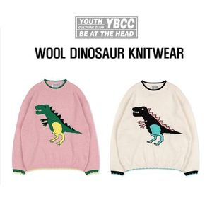 【 YOUTHBATH】DINOSAUR KNIT WEAR 2Color