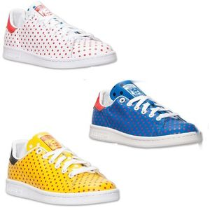 【関税込】Pharrell WILLIAMS ×adidas水玉コラボ stan smith