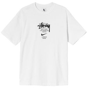 ◆国内在庫 即発送◆ Nike x Stussy International Tee