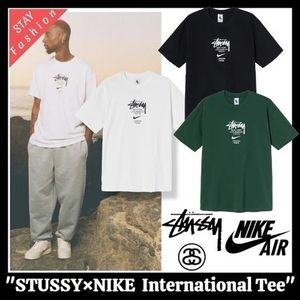♦限定コラボ激レア!STUSSY×NIKE International T-Shirt