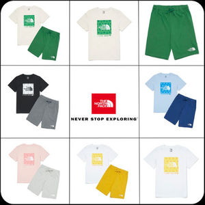 [THE NORTH FACE]★韓国大人気★K'S GREEN EARTH LOUNGE SET