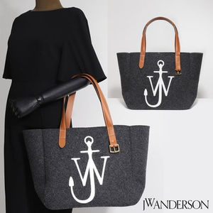 [JW ANDERSON] ANCHOR トートバッグ