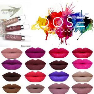 日本未入荷!!☆Dose of Colors☆ Matte Lipsticks