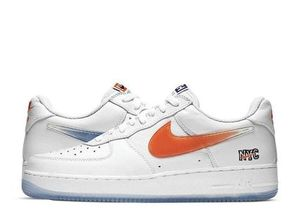 KITH × NIKE AIR FORCE 1 LOW New York
