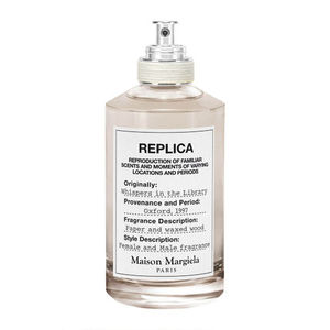 Replica Whispers In The Library EDT オードトワレ100ml