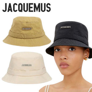 JACQUEMUS【関税込み*送料無料】キャンバスバケットハット