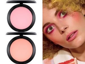 NEW!!☆MAC☆ BEAUTY POWDER: Flamingo Park