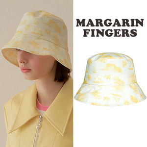 ★Margarin Fingers★送料込み★韓国★ハット★toile bucket hat
