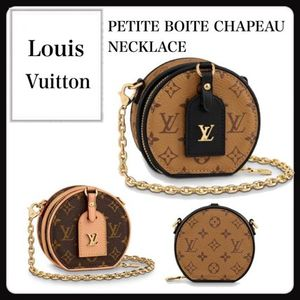 Louis Vuitton(ルイヴィトン)チャーム ネックレス ポーチ