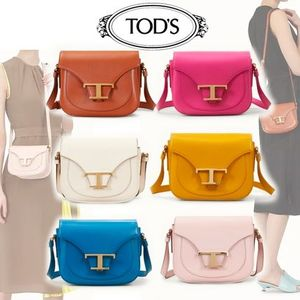 TOD'S☆CROSSBODY IN LEATHER MICRO☆レザーマイクロ☆送料込