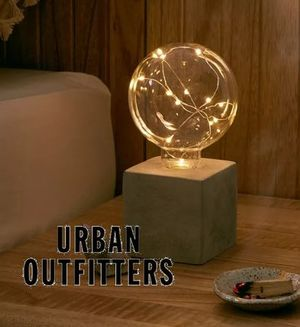 Urban Outfitters【素敵空間】Brittany Fireflyテーブルランプ