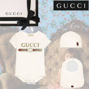 GUCCI◆VERY11月号掲載 ロゴ コットン ベビー ギフトセット