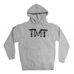 NEW☆ The Money Team - RINGSIDE HOODIE Grey